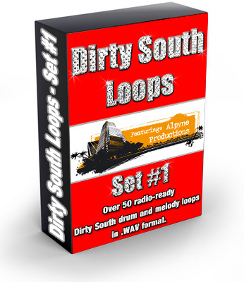 Product picture Dirty South Loops Set 1
