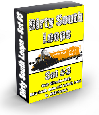 Product picture Dirty South Loops Set 3