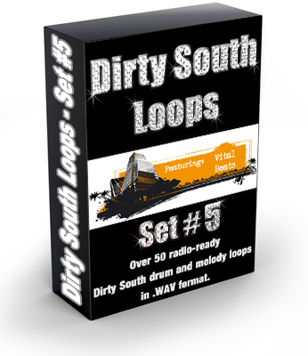 Product picture Dirty South Loops Set 5