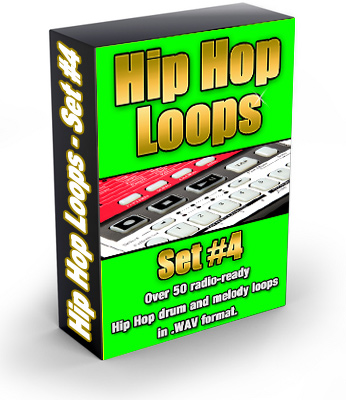 Product picture Hip Hop Loops Set 4