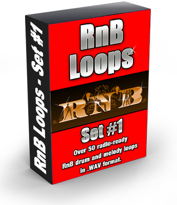 Product picture R&B Loops Set 1
